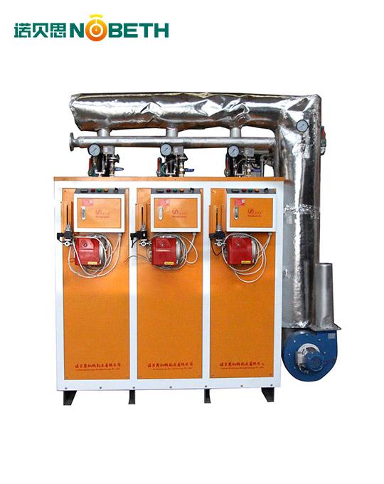 诺贝思NBS-0.1T(300公斤)-全自动(燃气)低氮蒸汽发生器