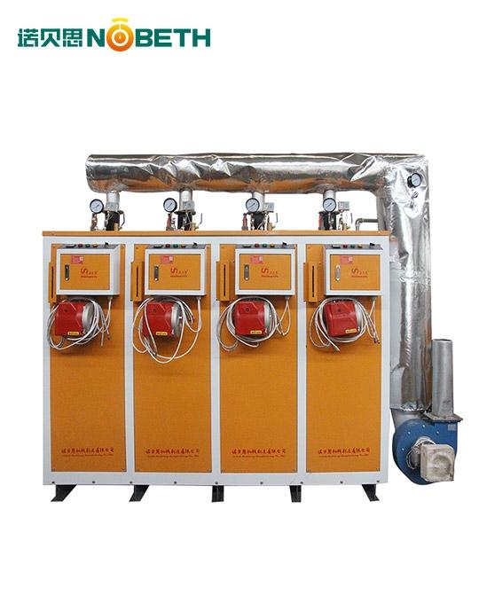 诺贝思NBS-0.1T(400公斤)-全自动(燃油)低氮蒸汽发生器