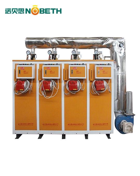 诺贝思NBS-0.1T(400公斤)-全自动燃气蒸汽发生器