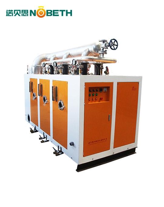 诺贝思NBS-0.1T(500公斤)-全自动燃气蒸汽发生器