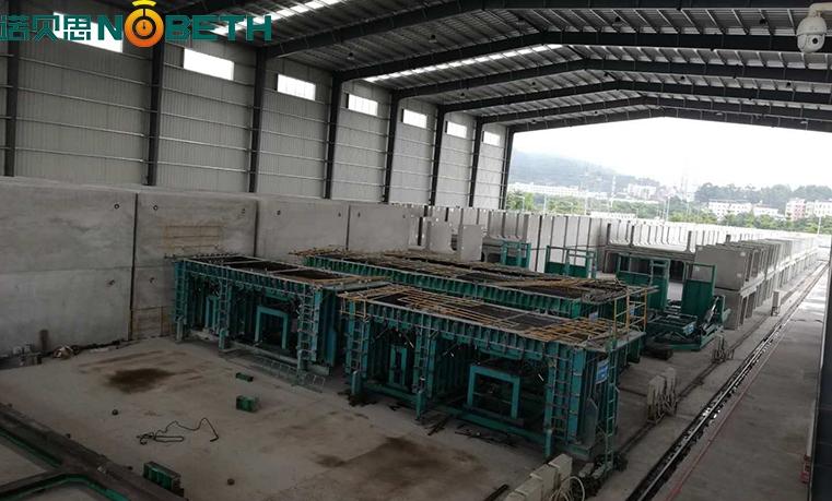 蒸汽养护水泥管涵制品案例选用广东混凝土养护蒸汽发生器到底好在哪里