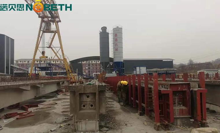桥梁养护现场案例专用广东混凝土养护蒸汽发生器,养护的那些事