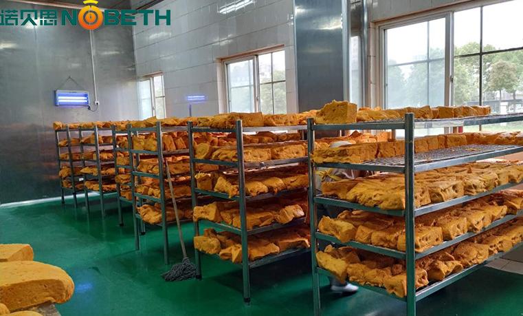 武汉食品厂采用300公斤燃气蒸汽发生器蒸馒头效率是传统燃煤锅炉的3倍