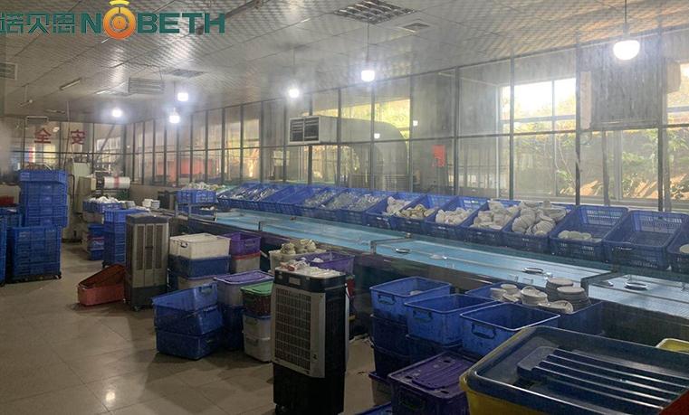 为何餐具厂商都用700公斤广东燃气蒸汽发生器进行高温清洗消毒碗具